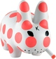 Smorkin Labbit - Orange Polka Dot