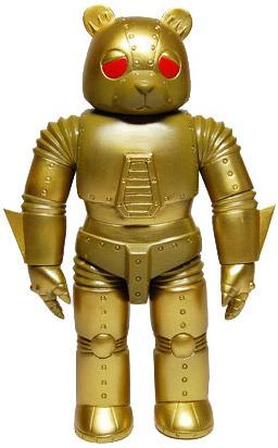 Mecha_sad_bear_-_gold-luke_chueh-mecha_sad_bear-wonderwall-trampt-1234m