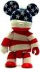USA Flag Bear Qee