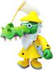 Edward the Gator - Yellow