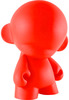 "Mega Munny 18"" - Red/DIY"