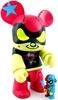 """Phantom Thief Bear Qee 8"""" - Red"""