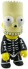 "Bart Simpson Qee 10"" - Bones Mask 2"