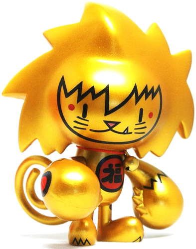 Ninja_spiki_-_lucky_cat_gold-nakanari-ninja_spiki-kuso_vinyl-trampt-2812m