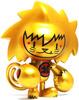 Ninja Spiki - Lucky Cat Gold