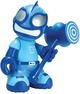 El Robo Loco Blue - Kidrobot 07
