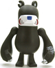 "Knucklebear 6"" - Black"