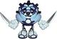Sketchartis - Blue