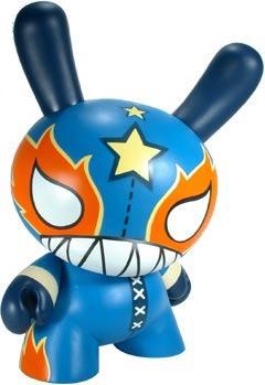 El_robo_loco_20_-_blue-tristan_eaton-dunny-kidrobot-trampt-3124m