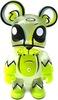 """Bear Qee - GID Green 2.5"""""""