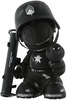 Sgt Robot Army Black - Kidrobot 17