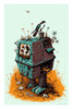 Scrap Yard Power Droid
