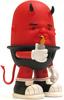 Luey Smoking - Red