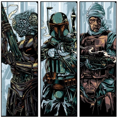 Bounty_hunter_wave_2_-_boba_fett_4-lom__dengar-ken_taylor-screenprint-trampt-4837m