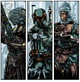 Bounty Hunter Wave 2 - Boba Fett, 4-Lom & Dengar