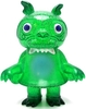 Steven The Bat - Green Glitter