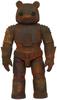 Mecha Sad Bear - Rusted