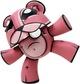 Teeter - Pink