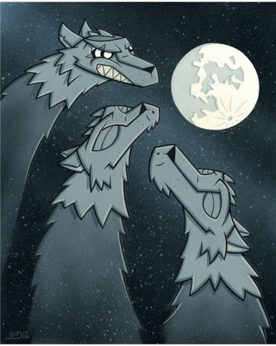 Three_wolves-joe_ledbetter_-acrylic-trampt-6536m