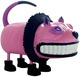 Booted Glamour Cat - Lavender