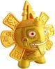 Calendario Azteca - Golden (Chase)