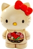 Hello Kitty Anatomy - Antiqued