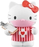 Hello Kitty Candy Striper - Red