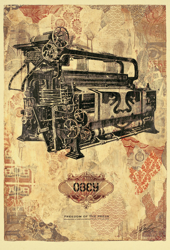 Freedom_of_the_press-shepard_fairey-lithograph-trampt-7217m