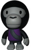 Baby Milo Foot Soldier - Purple