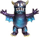 Custom Greasebat - Blue