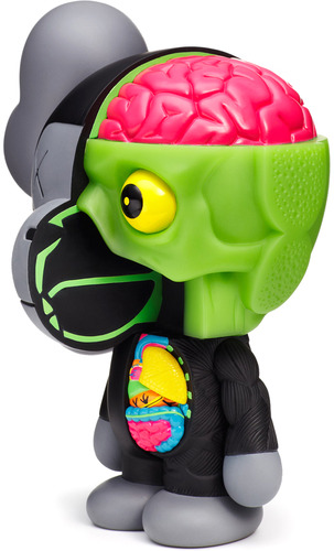 Milo_companion_dissected_-_black-kaws_a_bathing_ape-milo_companion-medicom_toy-trampt-7753m