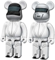 Daft Punk Tron Legacy - 400% Set