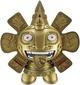 """Calendario Aztec 8"""" - Gold"""