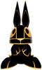 Colossus Bunny - Lava