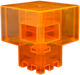 Sqube - Clear Orange