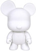 Mini Bear Qee - White/DIY
