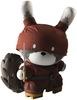 Raku_night_-_red-huck_gee-dunny-kidrobot-trampt-9206t