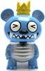 Bossy Bear Kaiju - Blue  (>)(<)