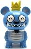 Bossy Bear Kaiju - Blue  (^)(^)