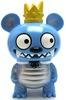 Bossy Bear Kaiju - Blue  ( o)( o)
