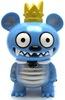 Bossy Bear Kaiju - Blue  (o)(o)