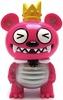 Bossy Bear Kaiju - Pink  (>)(<)