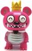 Bossy Bear Kaiju - Pink  (^)(^)