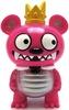 Bossy Bear Kaiju - Pink  ( o)( o)