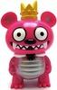 Bossy Bear Kaiju - Pink  (o)(o)