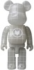 Nort Be@rbrick Blue GID - 400%