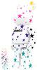 Atmos Crazy Star White - 400% + 100% Set