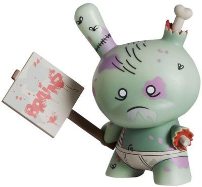 Zombie-huck_gee-dunny-kidrobot-trampt-9963m