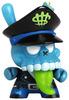 Zombie Biker - Blue