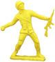 Big Army Man - Yellow GID